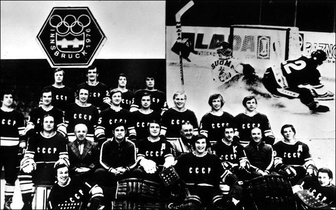 Борис Михайлов — капитан сборной СССР, Олимпийских чемпионов 1976 года