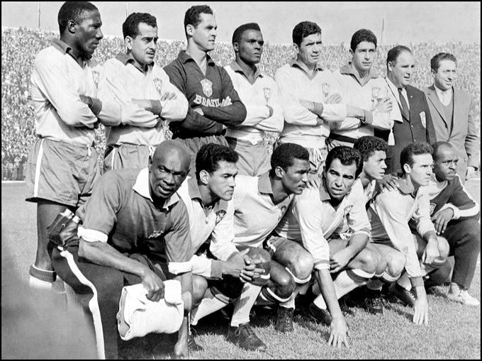 Золотое поколение сборной Бразилии
