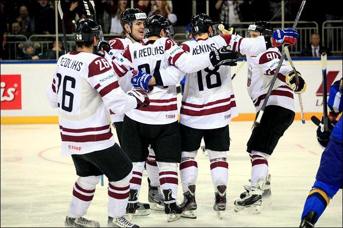 Ура! На Олимпиаду едет сборная Латвии