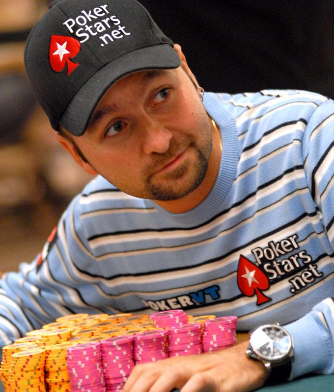 Дэниел Негреану, профессиональный игрок в покер