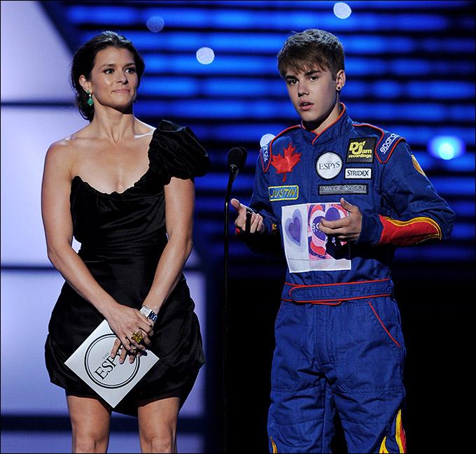 "Даника Патрик (""Стюарт-Хаас"", NASCAR)"