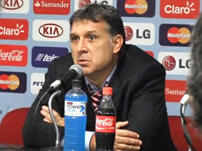 После весёлого матча с Венесуэлой наставник парагвайцев Херардо Мартино источал скорее озабоченность