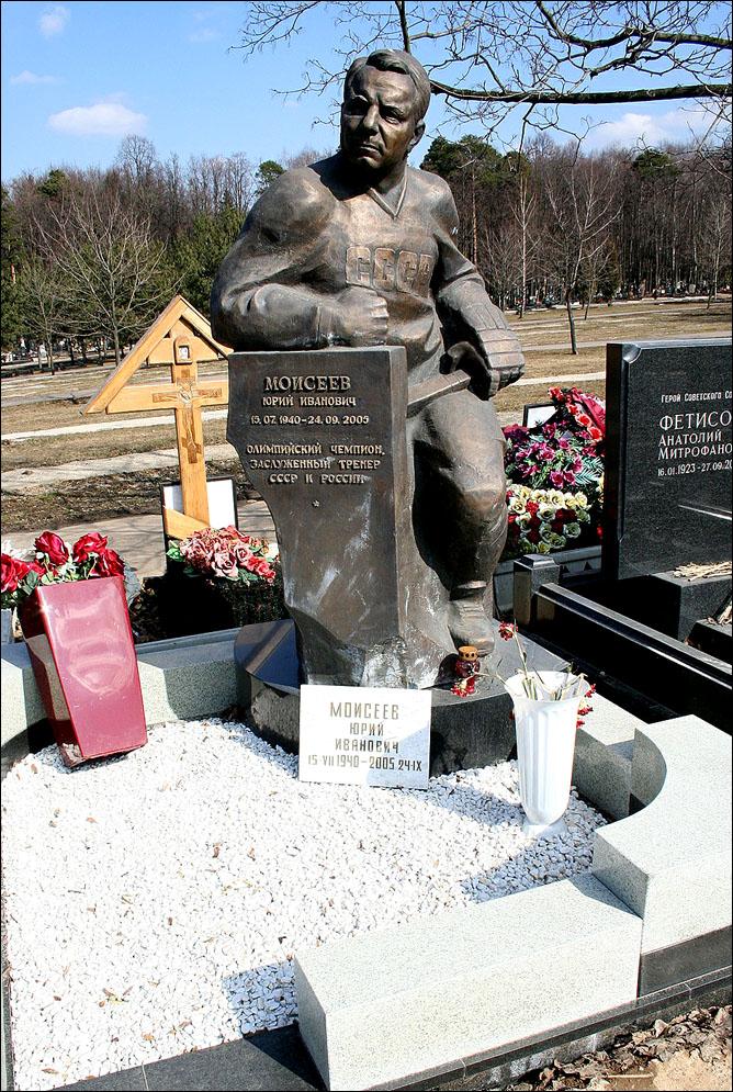 Юрий Иванович Моисеев