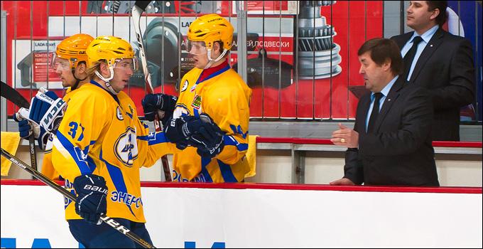 Виктор Богатырёв и его команда