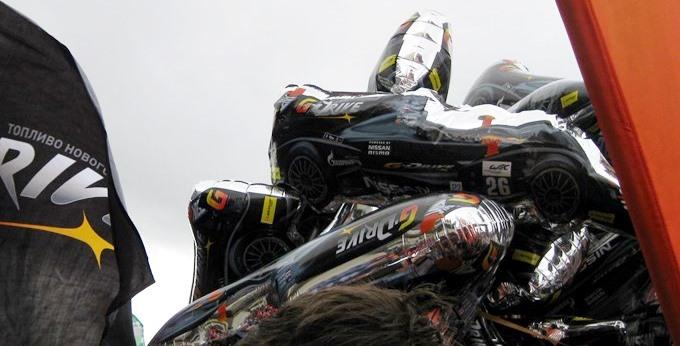 Шарики G-Drive Racing