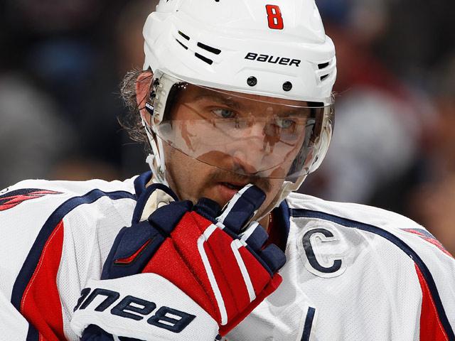Александр Овечкин превзошёл Павла Буре по количеству игр в НХЛ