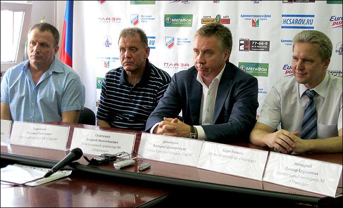 Нижний Новгород – Саров: хоккейная вертикаль