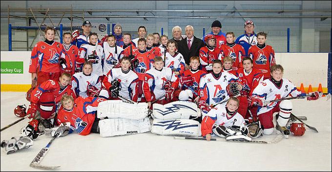 В Ярославле прошёл первый отборочный турнир Всероссийского детского турнира ŠKODA Junior Ice Hockey Cup