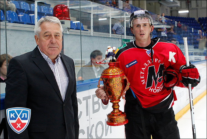 Александр Бумагин
