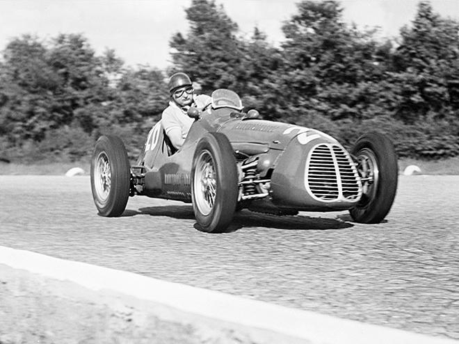 Первый Гран-при в истории Формулы-1