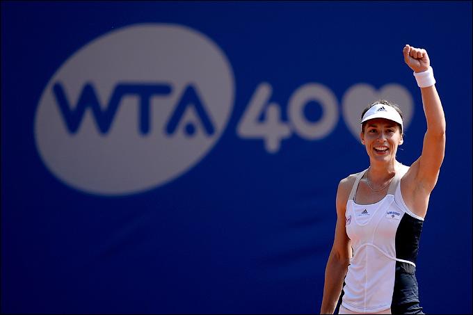 Андреа Петкович вернулась в топ-100