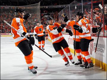 """Как дела, НХЛ? """"Филадельфия Флайерз"""""""