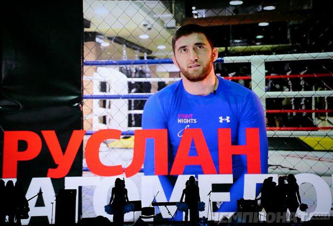 Руслан Магомедов стал бойцом UFC