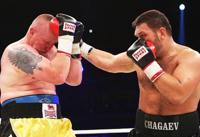 Руслан Чагаев выйдет на ринг в Грозном