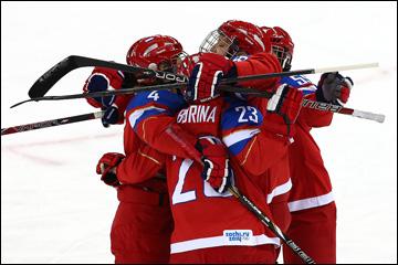 11 февраля 2014 года. Сочи. XXII Зимние Олимпийские игры. Хоккей. Женщины. Групповой этап. Россия — Япония — 2:1. Россиянки вырвали победу