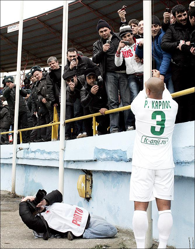 Роберто Карлос открывает сезон