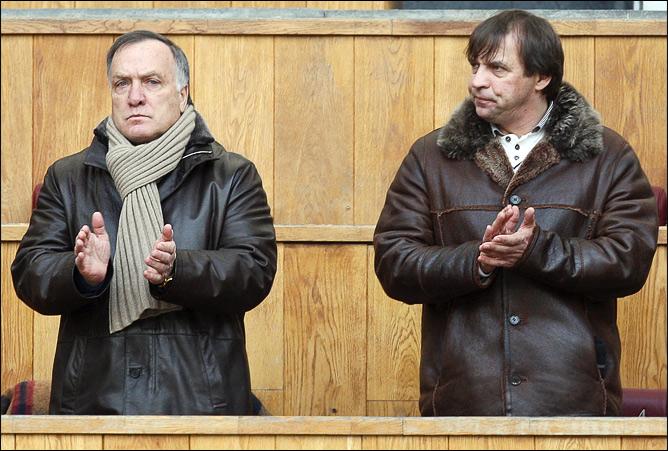 Дик Адвокат и Александр Бородюк