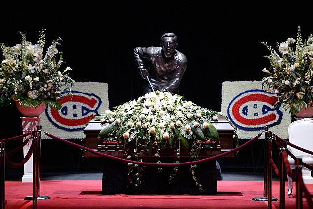 3 декабря на 84-м году жизни скончался первый обладатель «Конн Смайт Трофи» знаменитый хоккеист Жан Беливо