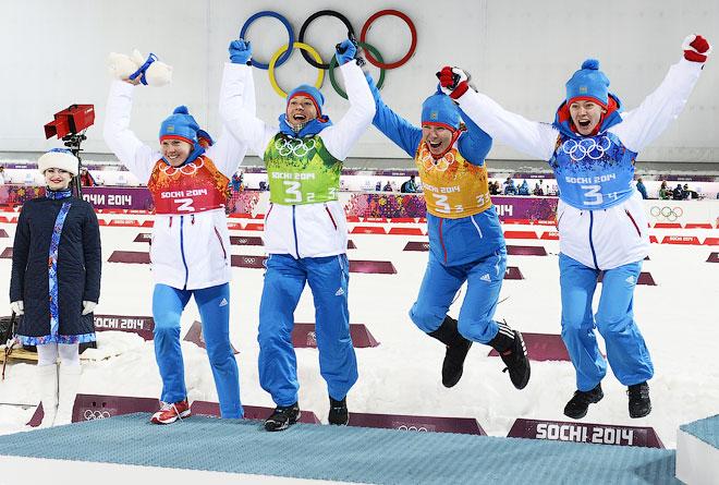 Женская сборная России на Олимпиаде