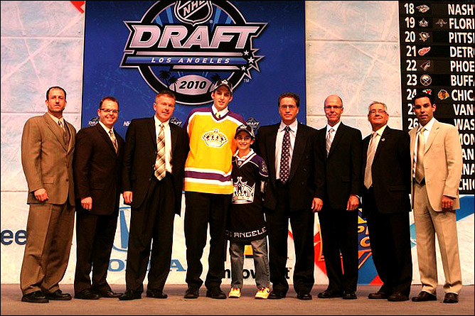 Драфт НХЛ-2010. Фото 02.