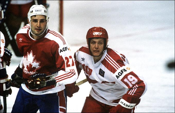 Михаил Варнаков на чемпионате мира 1986 года
