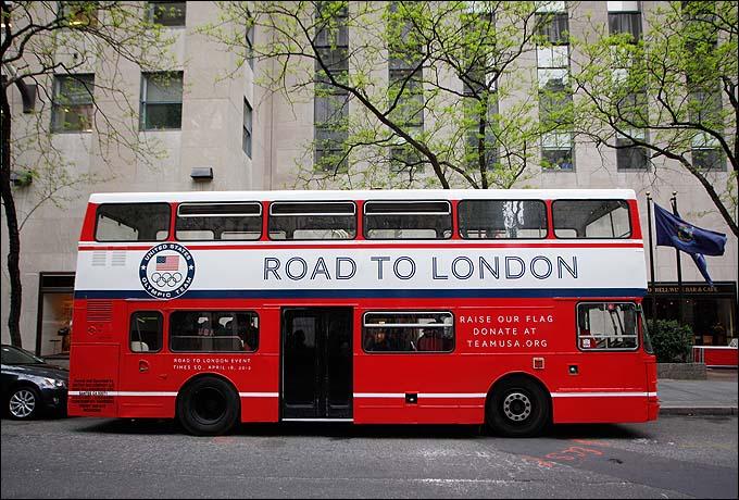 От пассажиров американского автобуса USA Today ждут только победы