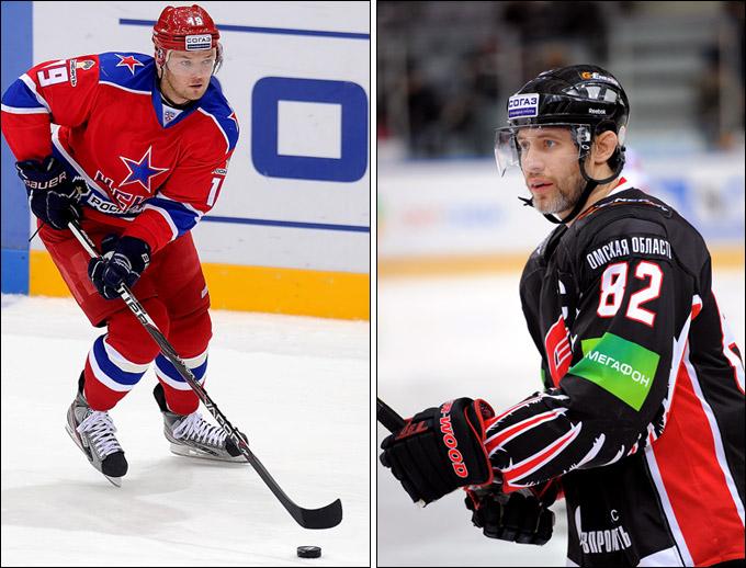 Игорь Радулов и Александр Фролов