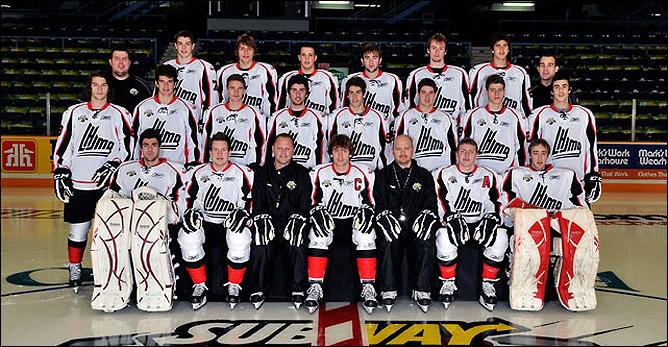 Канада QMJHL - Россия U-20 - 4:5. Фото 01.