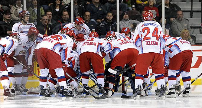 Канада QMJHL - Россия U-20 - 4:5. Фото 02.