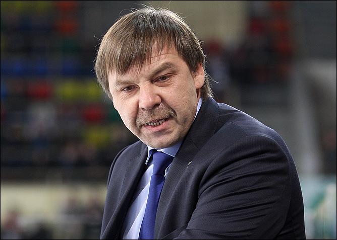 """Главный тренер """"Динамо"""" Олег Знарок"""