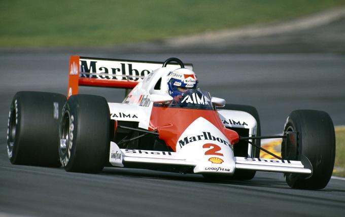 В сезоне-1985 Прост впервые стал чемпионом