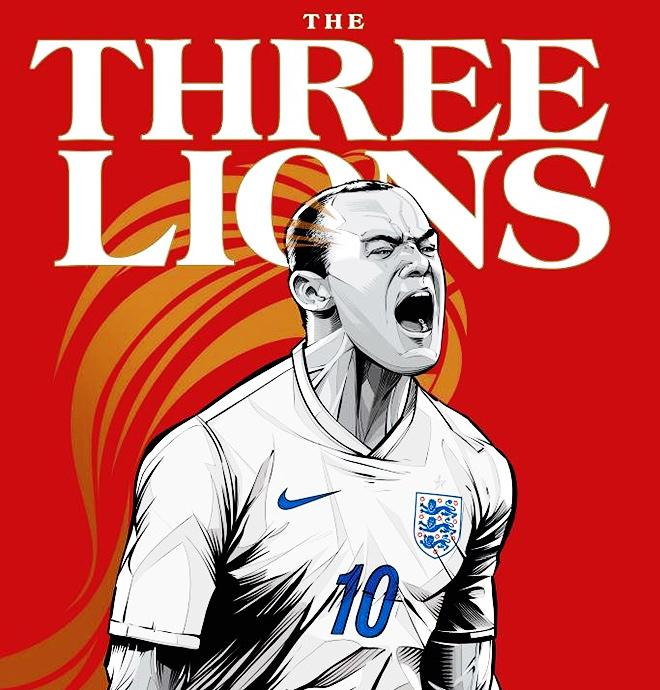 Сборная Англии — «Три Льва»