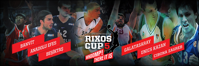 RIXOS Cup 5