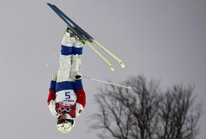 Могулист Александр Смышляев – бронзовый призёр Олимпиады (23 фото)
