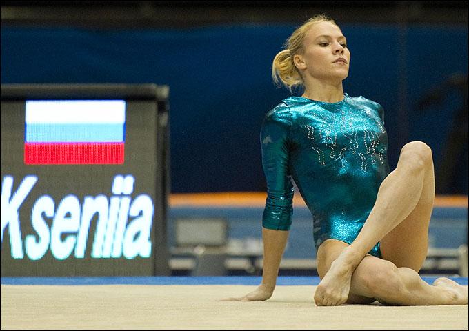 Чемпионка мира в вольных упражнениях Ксения Афанасьева едет на свою вторую Олимпиаду