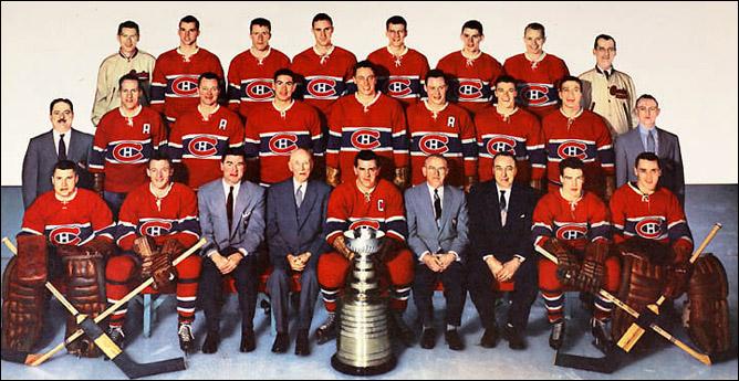 """История Кубка Стэнли. Часть 65. 1956-1957. """"Монреаль Канадиенс""""."""
