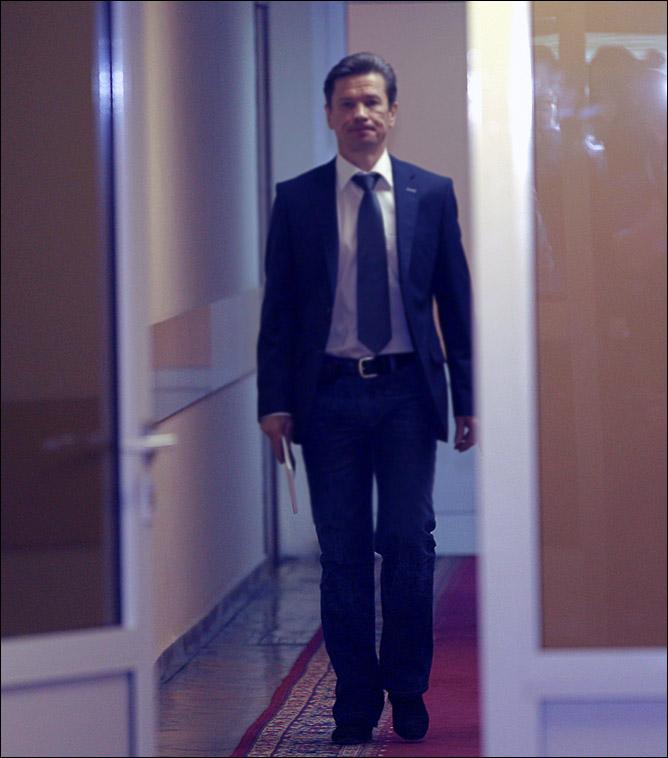Призрак Быкова бродит по Европе… и не отражается в зеркалах…