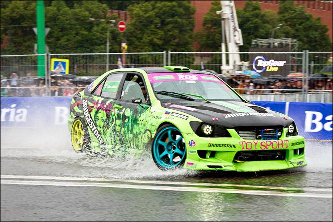 Шоу Moscow City Racing — 2011