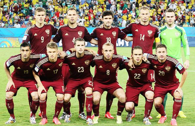 Сборная России начала чемпионат мира с ничьи