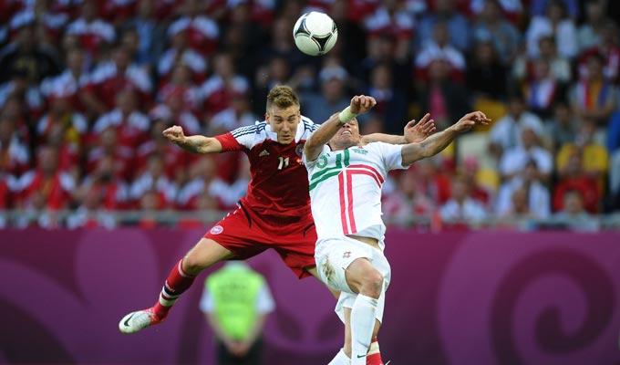 Дания — Португалия