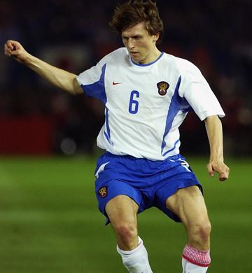 Игорь Семшов на чемпионате мира 2002 года