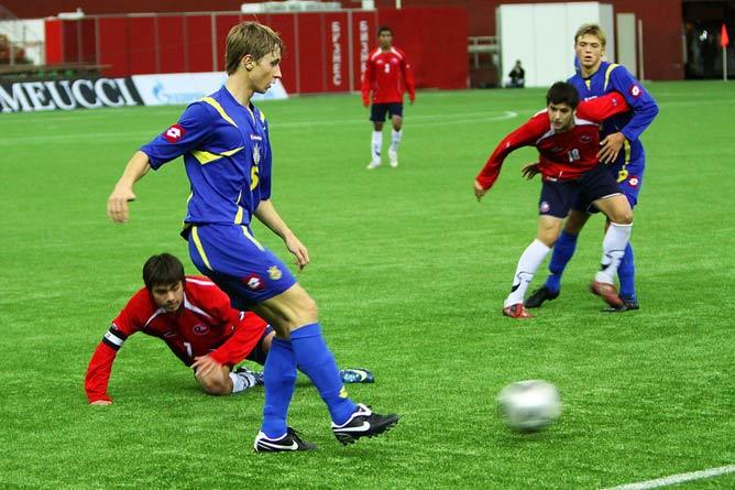 Богдан Бутко играл на этом турнире в 2009 году, а сейчас привлекается Блохиным в состав национальной сборной