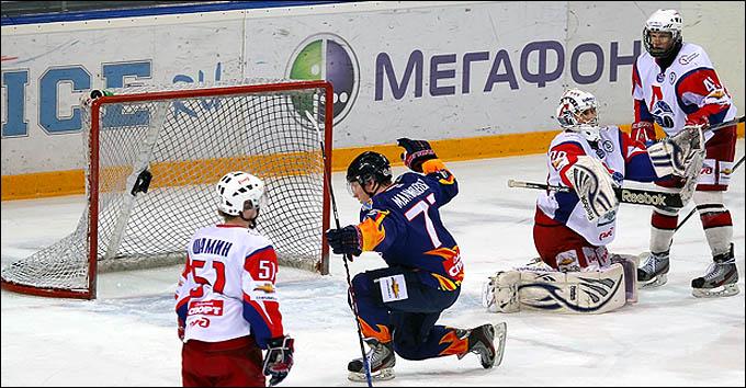 """""""Стальные Лисы"""" – """"Локо"""" — 3-0"""