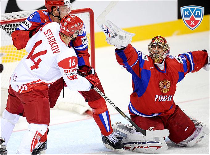 Кирилл Старков против сборной России