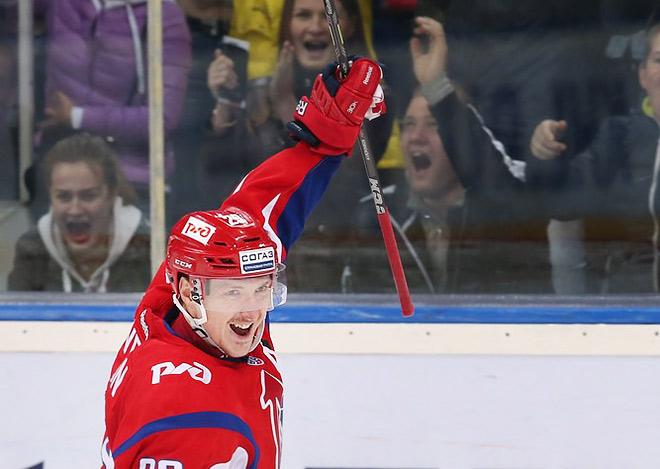 Егор Аверин («Локомотив»)