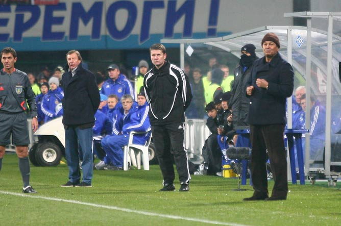 """Сёмин — Луческу: теперь они встретятся на """"Донбасс Арене"""""""