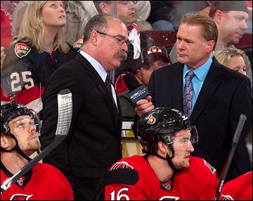 "Итоги сезона НХЛ. ""Оттава Сенаторз"". Пол Маклин"