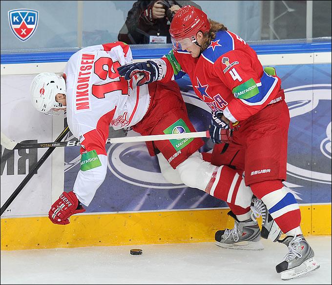 Андрей Сергеев теперь спартаковец