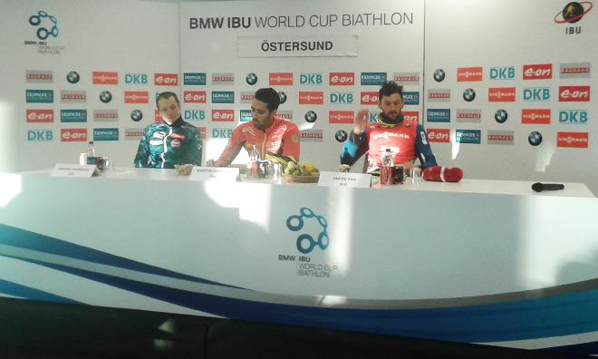 Журналисты побеседовали с призёрами