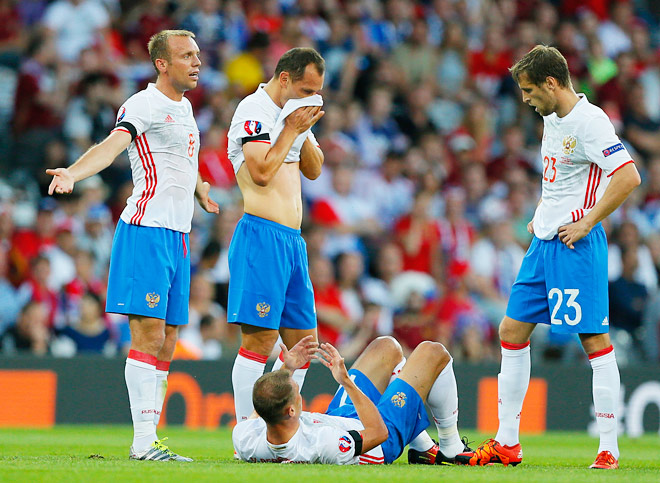 Мгновения 11-го дня Евро-2016